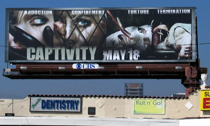 Captivity Billboard