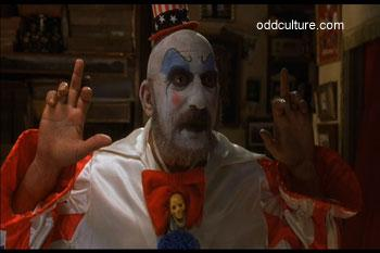 House of 1000 Corpses - Sid Haig