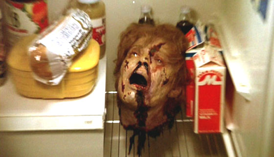 Friday the 13th Part 2 - Head in Fridge