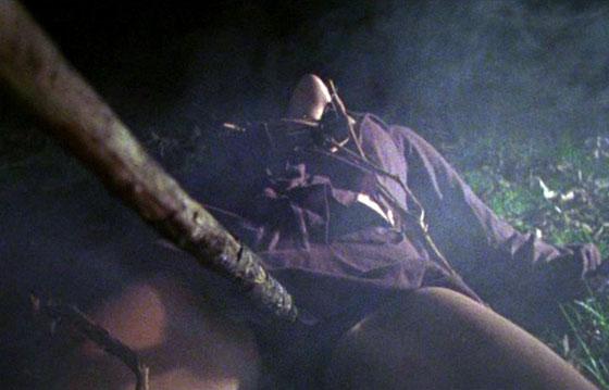 Evil Dead - Tree Rape Scene