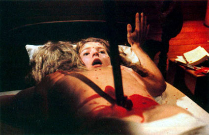 <em>Friday 13th Part 2 - Scene the MPAA had removed</em>