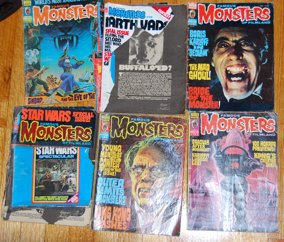 famous_monsters_collection