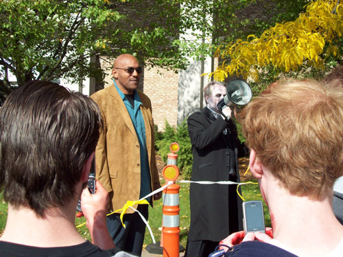 &lt;em&gt;Ken Foree&lt;/em&gt;