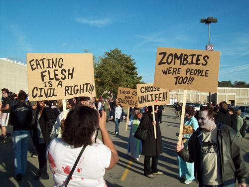 <em>Zombie Protest!</em>
