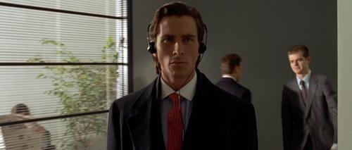 American Psycho - Patrick Bateman