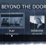 Beyond the Door Menu