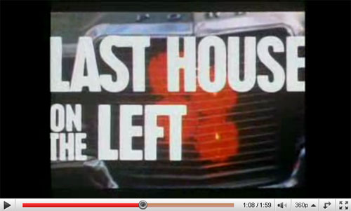 Last House on the Left Trailer