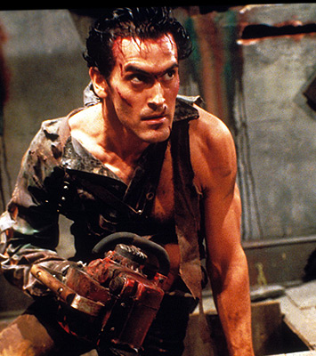 Ash - Bruce Campbell