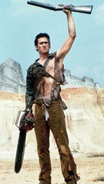 Bruce Campbell - Army of Darkness