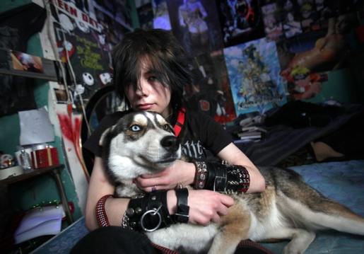 Wolfie Blackheart Photo