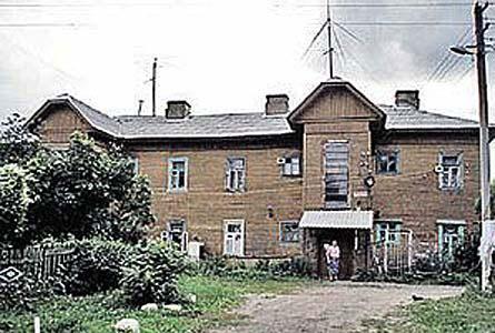 Nikolai Ogolobyak's Home
