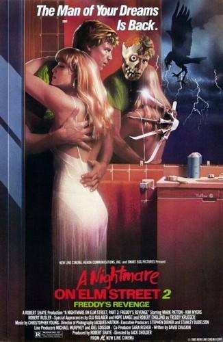Poster for Freddy's Revenge