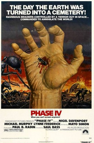 Poster for Phase IV