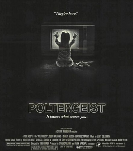 Poster for Poltergeist (1982)