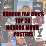 Top 20 Horror Movie Posters