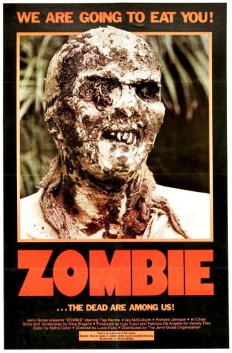 Poster for Zombie (1979)