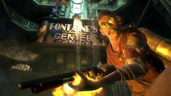Screenshot of Bioshock 2