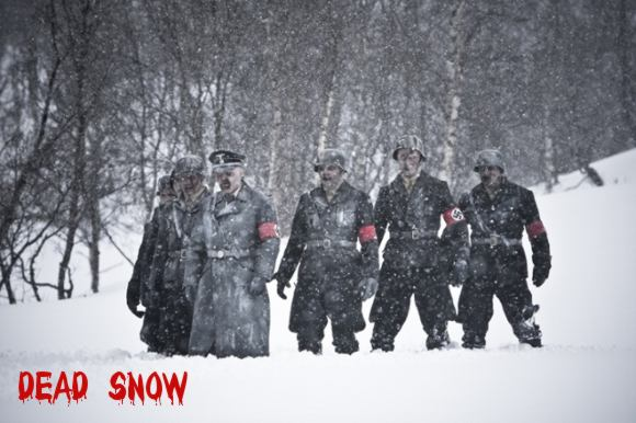 Scene from Dead Snow
