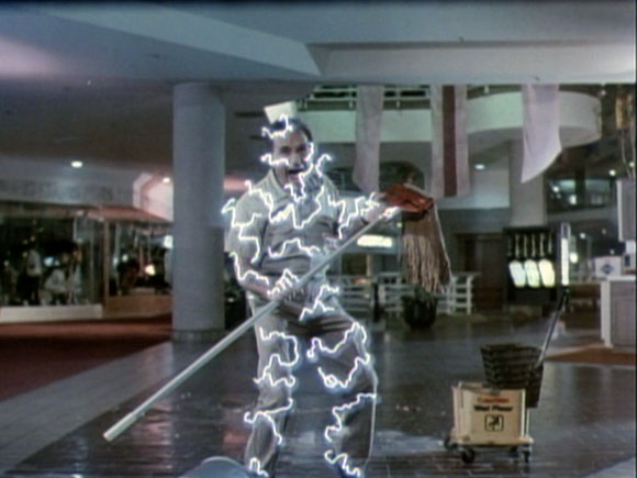 Chopping Mall - Dick Miller
