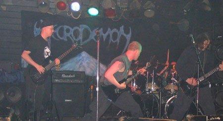Necrodemon - Doomfest