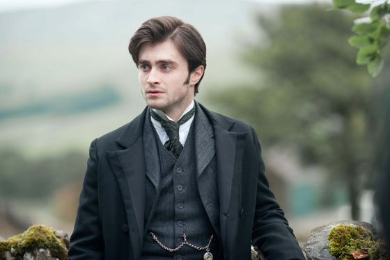 The Woman in Black, with Daniel Radcliffe
