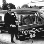 Dr. Paul Bearer and His Hearse