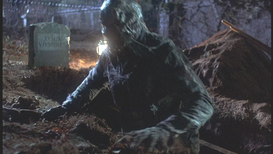 Friday the 13th Part 6 - Jason