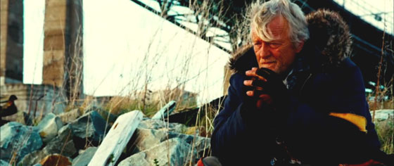 Hobo With A Shutgun - Rutger Hauer