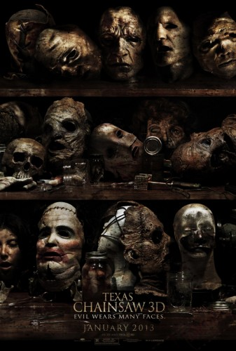 New Texas Chainsaw 3D Poster