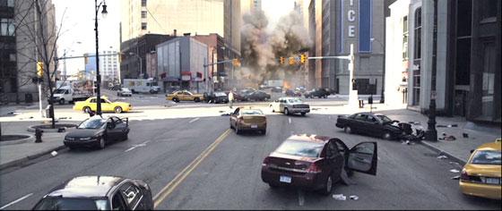Vanishing on 7th Street - Detroit
