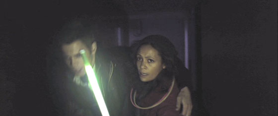 Vanishing on 7th Street - Glowsticks