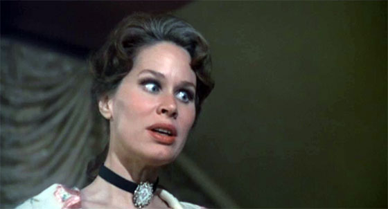 Burnt Offerings - Karen Black Possessed