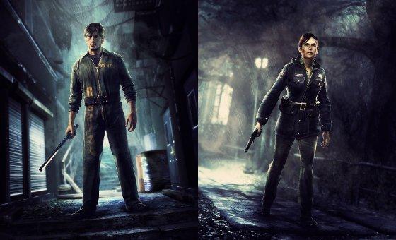 Silent Hill 8 - Art