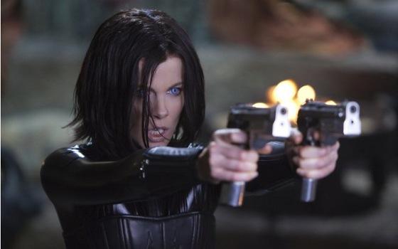 Kate Beckinsale returns in Underworld: Awakening