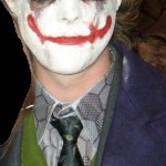 Halloween Joker Facepaint