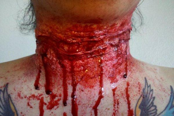 slit-throat