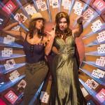 Tyra Banks and Lady Luck