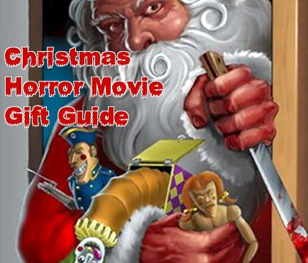 Christmas Horror Movie Gift Guide