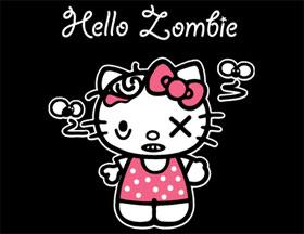 Hello Kitty/Hello Zombie