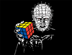 Pinhead - Rubiks Cube