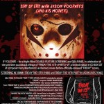 Friday the 13th - Vista Theater