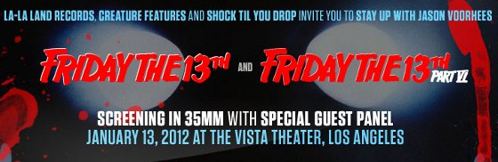 Friday the 13th Screening