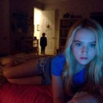 Scene from Paranormal Activity 4