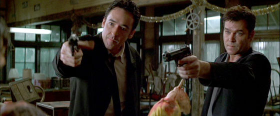 Identity - John Cusack and Ray Liotta