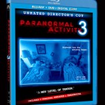 Paranormal Activity 3 - Blu-Ray