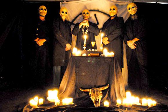 Scene from Ritual