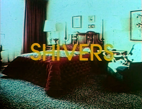 Shivers - Main Title