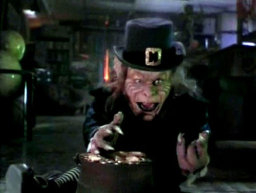 Leprechaun 3 - Warwick Davis