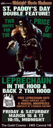 Guild Cinema - Leprechaun Hood Movies