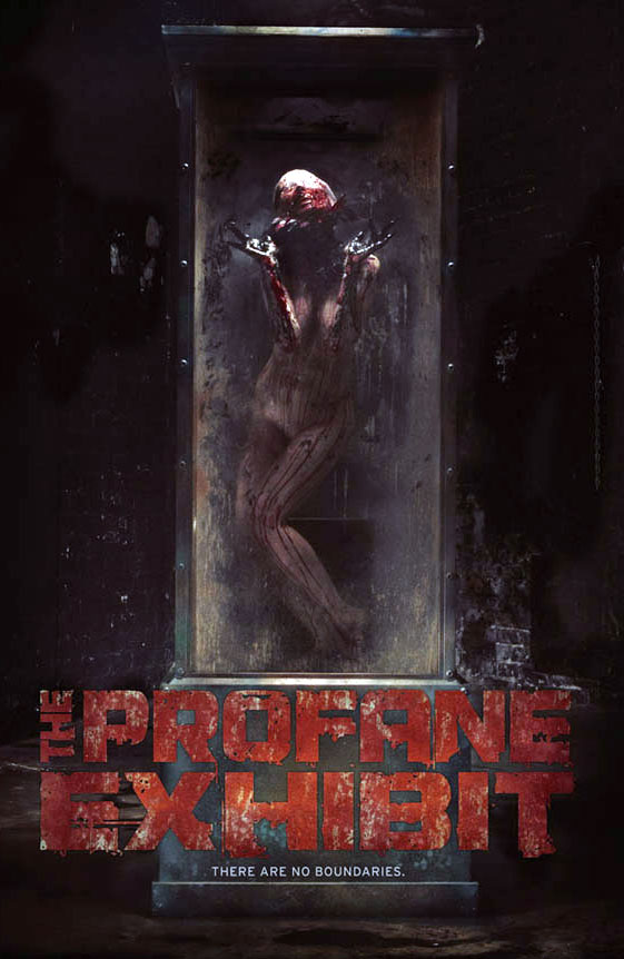 the-profane-exhibit-poster